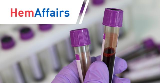 HemAffairs Blood tubes