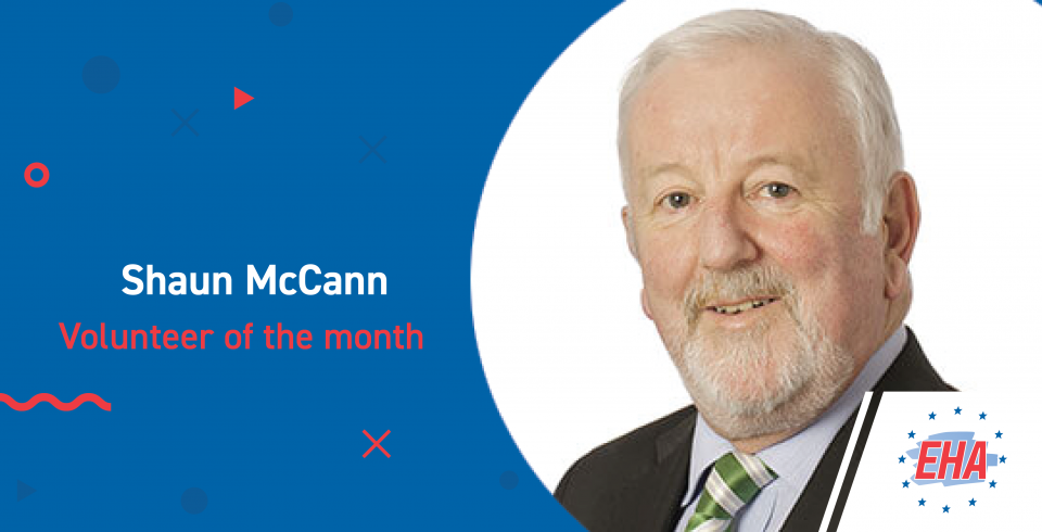 Voulenteer of the month Shaun McCann 01